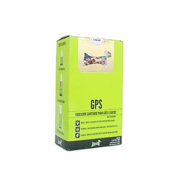 Kit GPS Educador Sanitário para Cães e Gatos Petmais 800ml