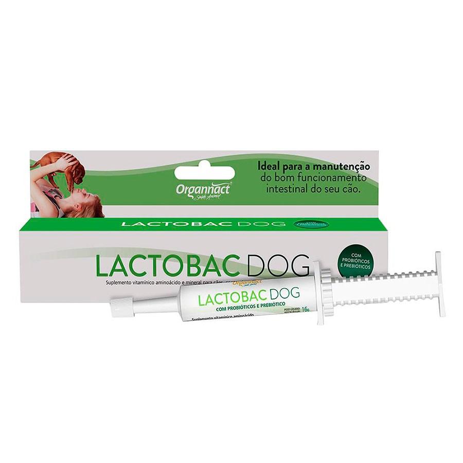 Lactobac Dog 16g