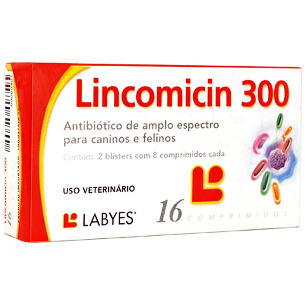 Lincomicin 300