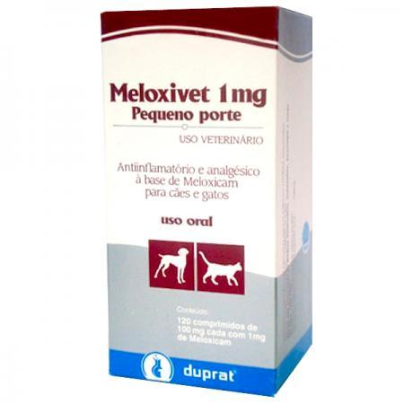 Meloxivet (10 comprimidos)
