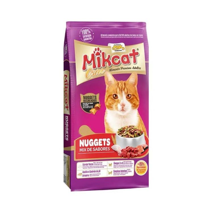 MikCat Crook Nuggets