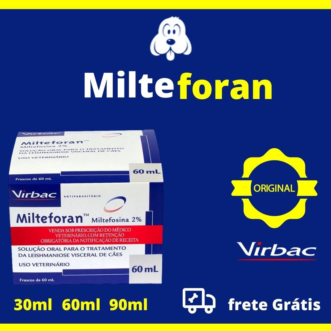 Milteforan  ( Frete Grátis )