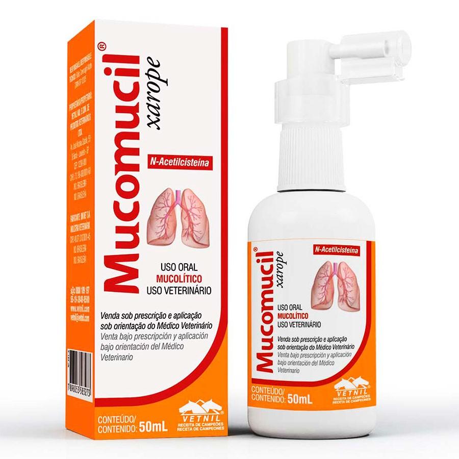 Mucomucil Xarope 50 ml