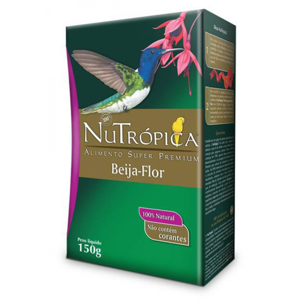 Nutrópica Néctar Beija-Flor