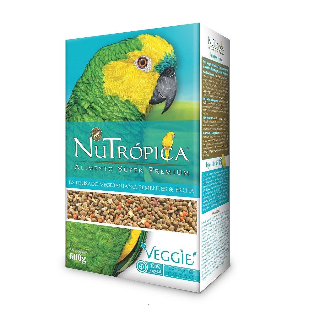 Nutrópica Papagaio Veggie
