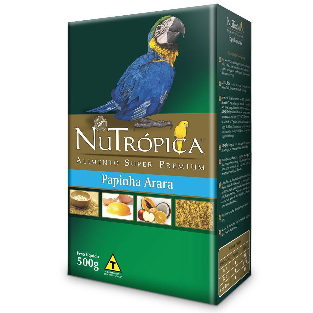 Nutrópica Papinha para Arara