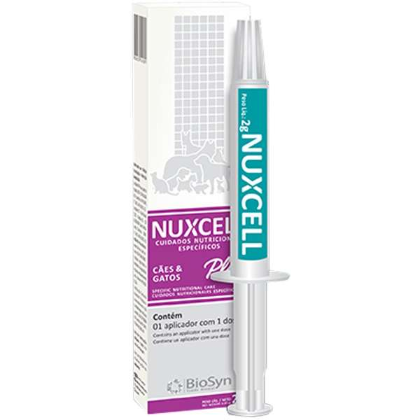 Nuxcell Plus - 2g