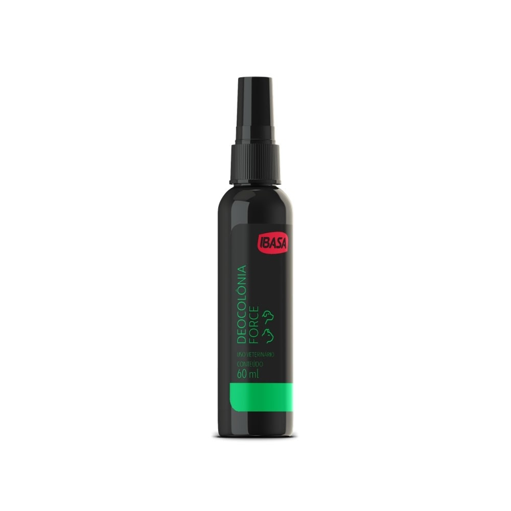 Perfume Deocolônia Force Ibasa - 60ml