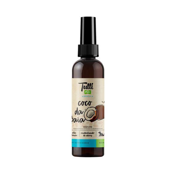 Perfume Tutti Pet Coco da Baía 60ml