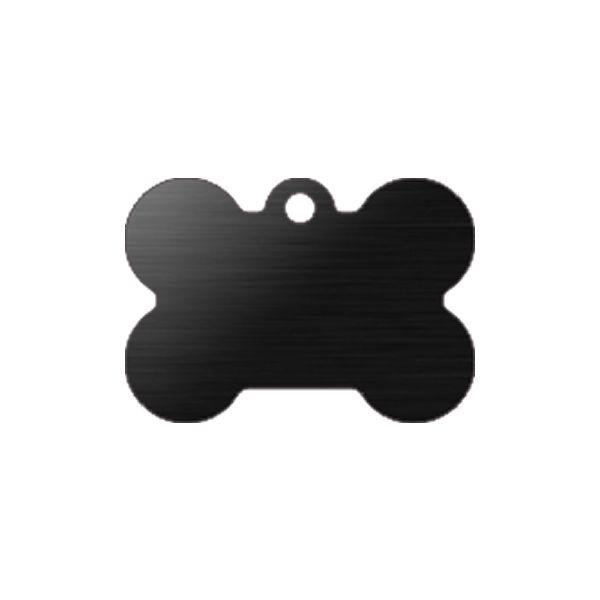 Placa de Identificação com Gravação Osso Pequeno P11601