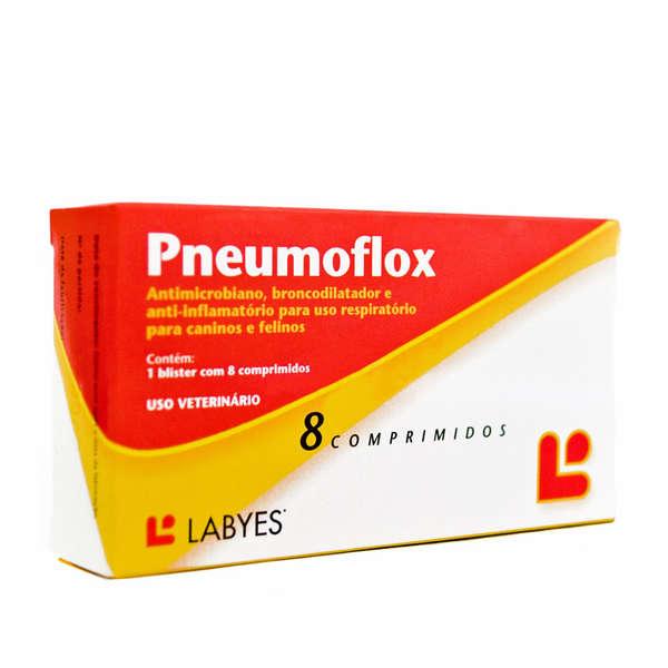 Pneumoflox (16 comprimidos)