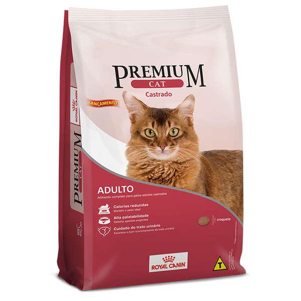Premium Cat Castrados Adultos