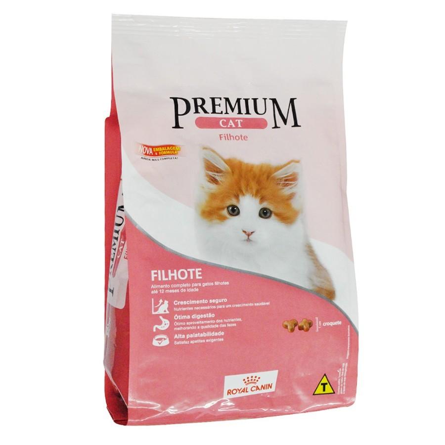 Premium Cat Filhotes