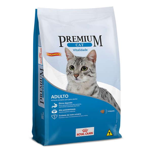 Premium Cat Vitalidade Adulto