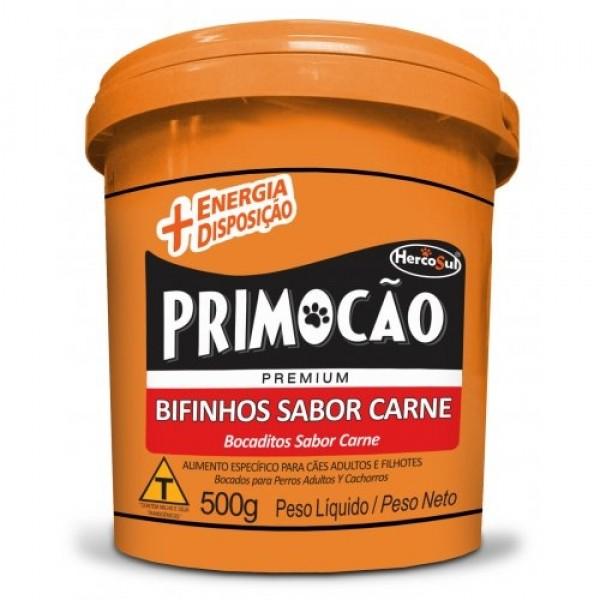 Primocão Premium Bifinho Carne