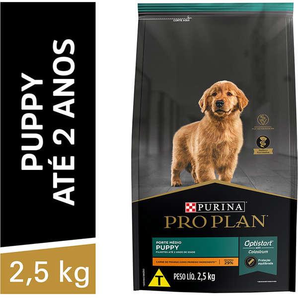 Pro Plan Raças Médias Puppy