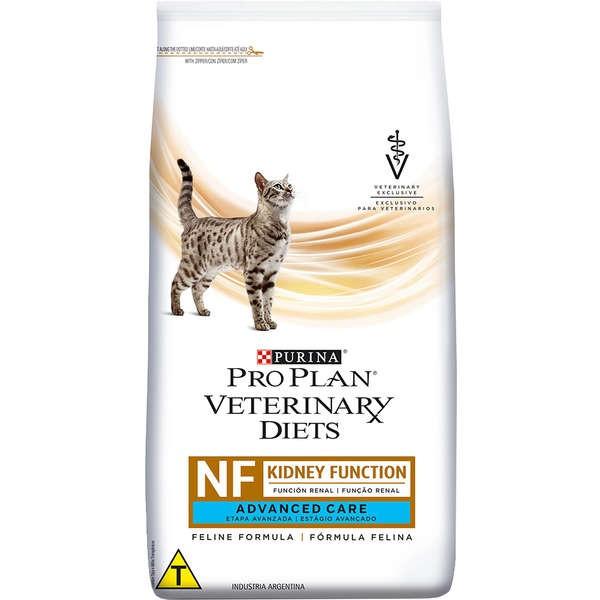 Pro Plan Veterinary Diets NF  Função Renal Gatos Estágio Avançado