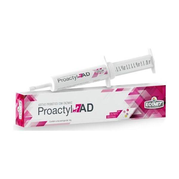 Probiotico Proactyl AD Ecovet 14g