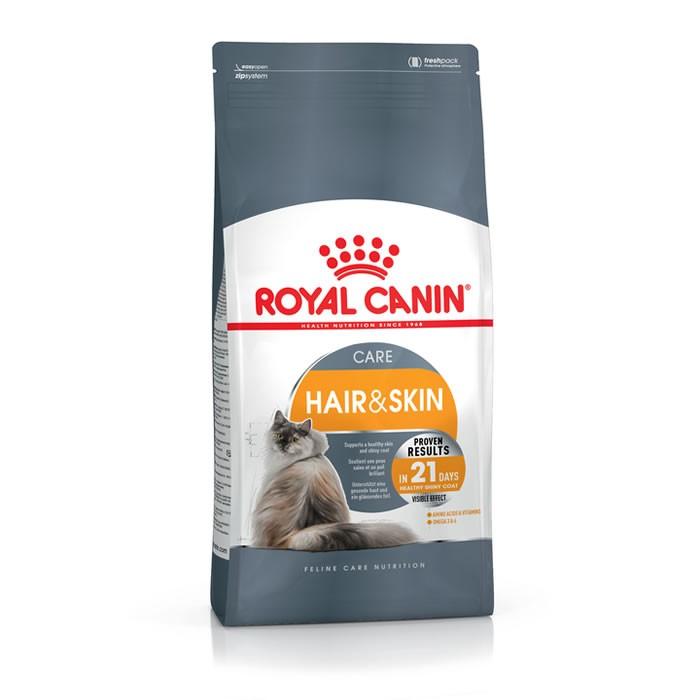 Royal Canin Gatos Hair e Skin
