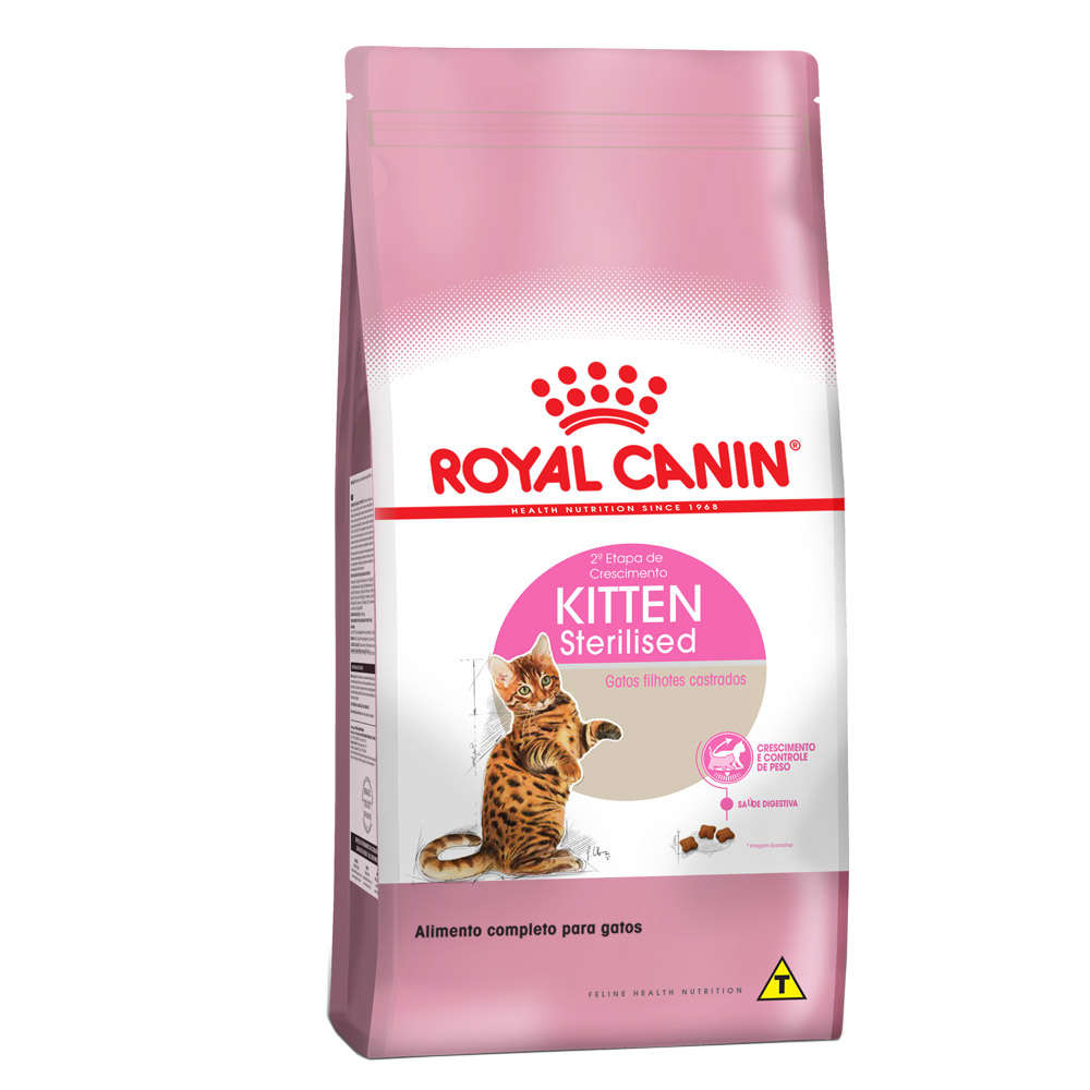 Royal Canin Gatos Kitten Sterilised