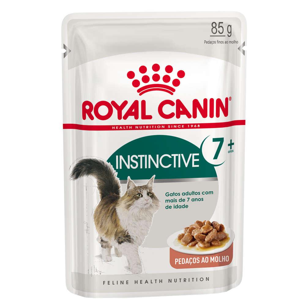 Royal Canin Sachê Instinctive +7