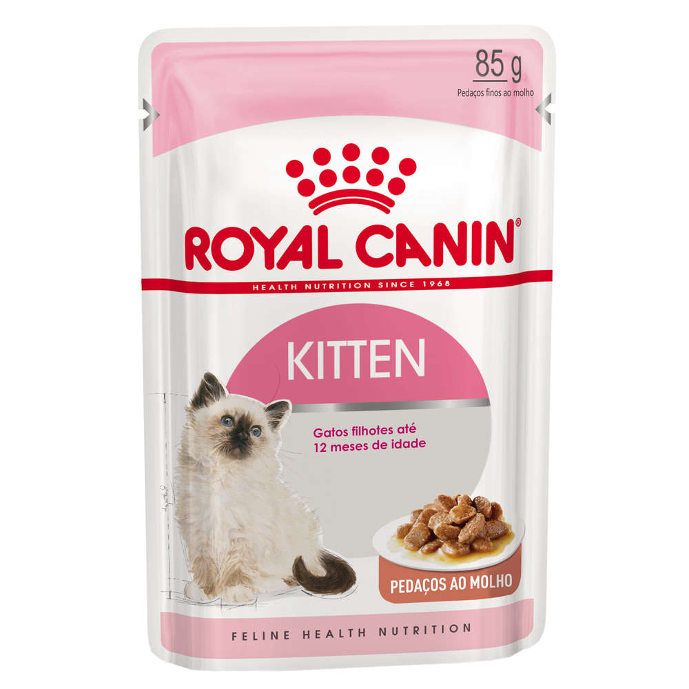 Royal Canin Sache Kitten Instinctive