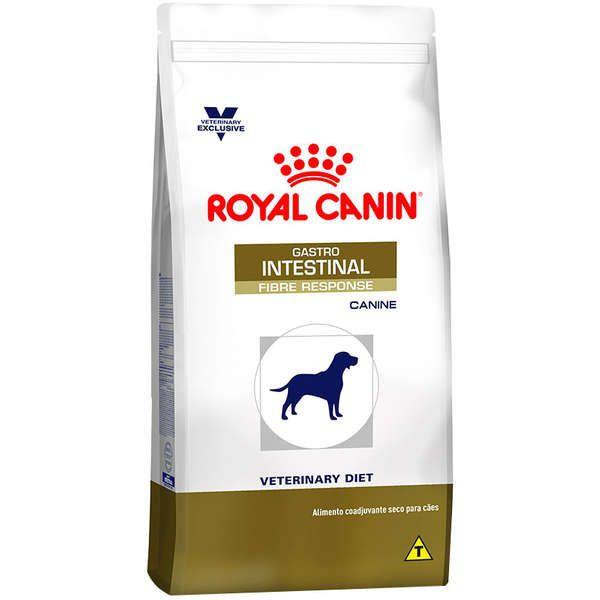 Royal Canin Veterinary Diet Canine Gastro Intestinal Fibre Response