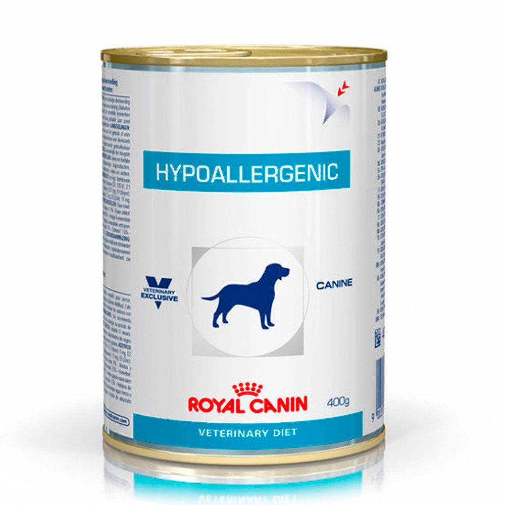 Royal Canin Veterinary Diet Lata Hypoallergenic