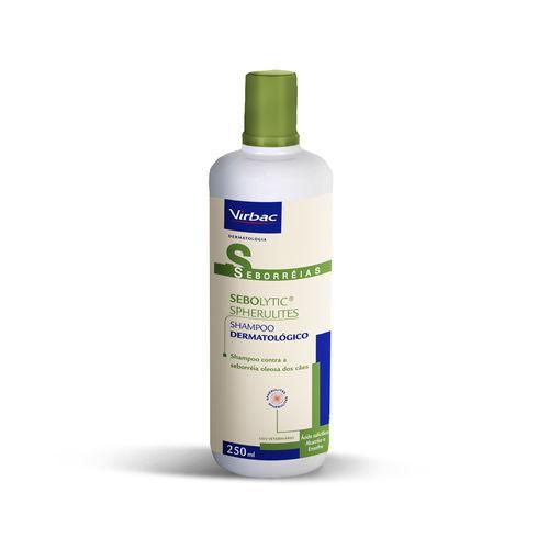Sebocalm Spherulites Shampoo  250ml