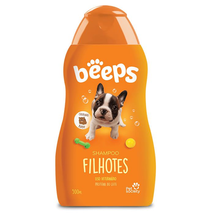Shampoo Beeps Filhotes Baby