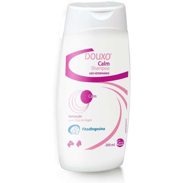 Shampoo Douxo Calm Hidratação com Óleo de Argan 200ml