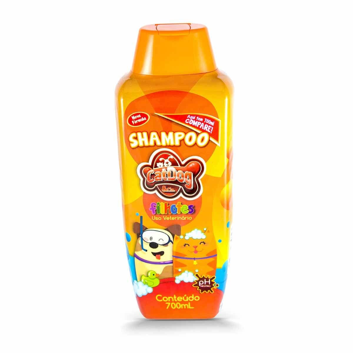 Shampoo Filhotes CatDog & Cia