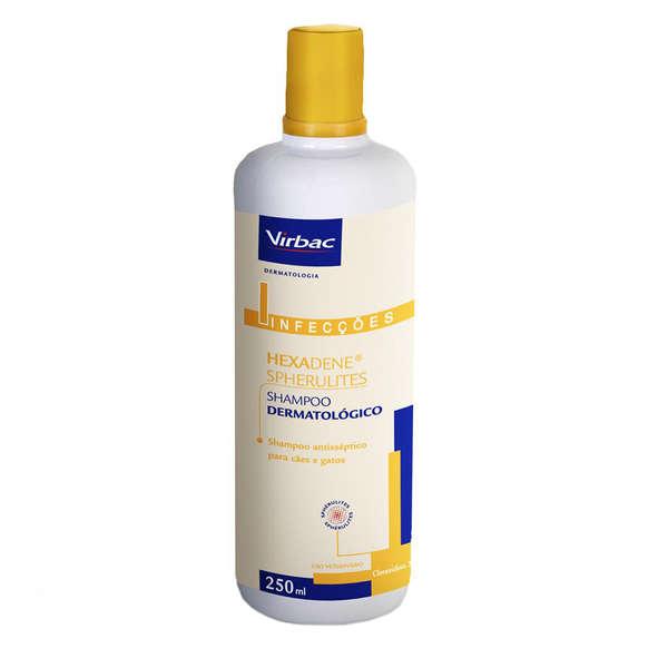 Hexadene Spherulites Shampoo