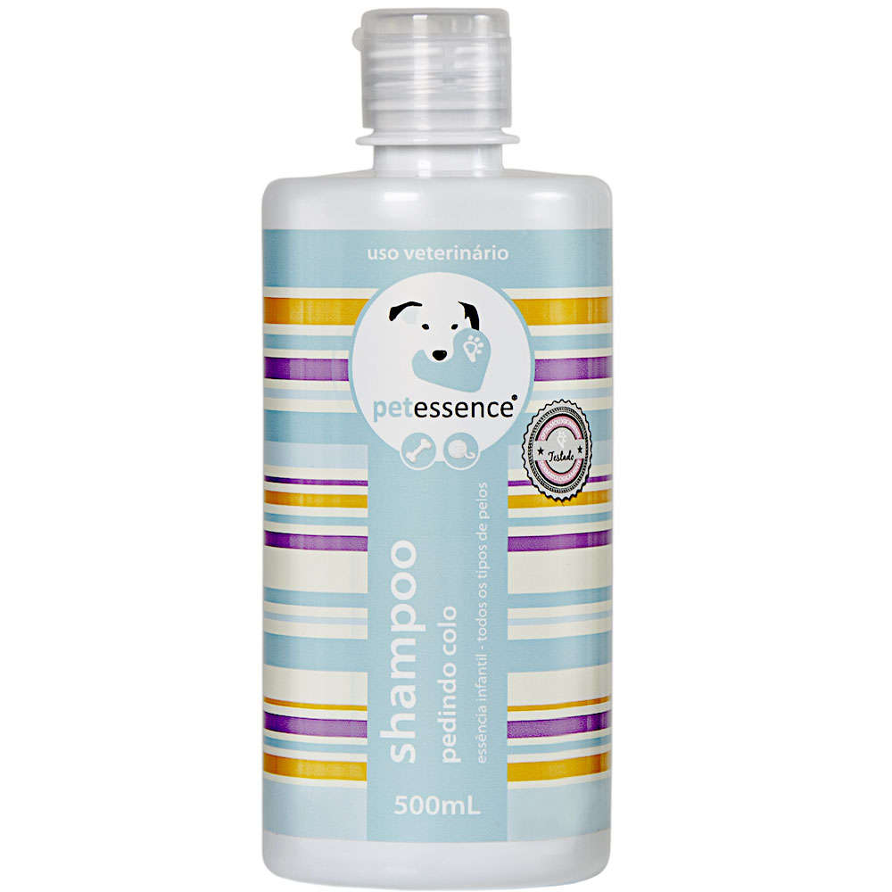 Shampoo Pet Essence Pedindo Colo