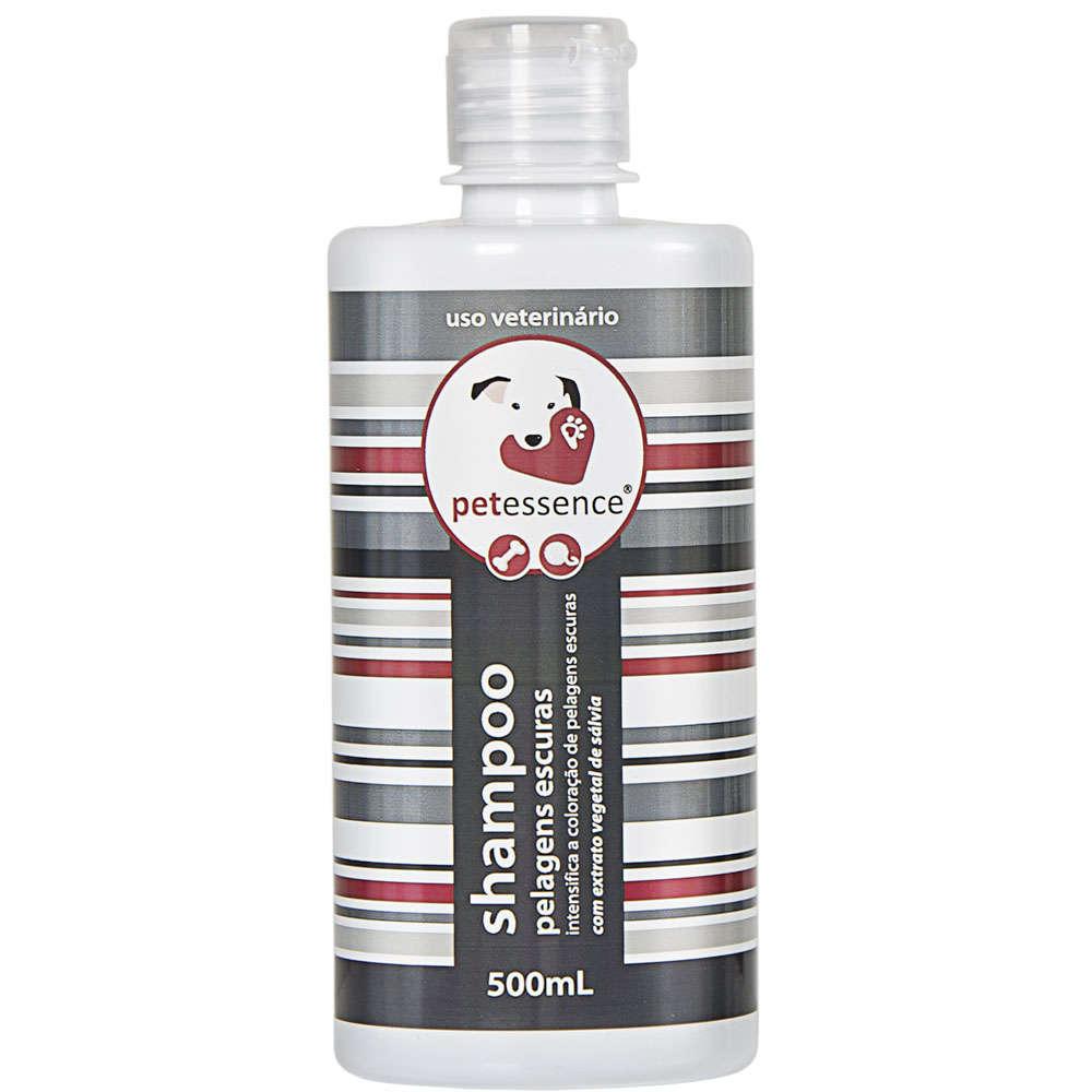 Shampoo Pet Essence Pelagens Escuras