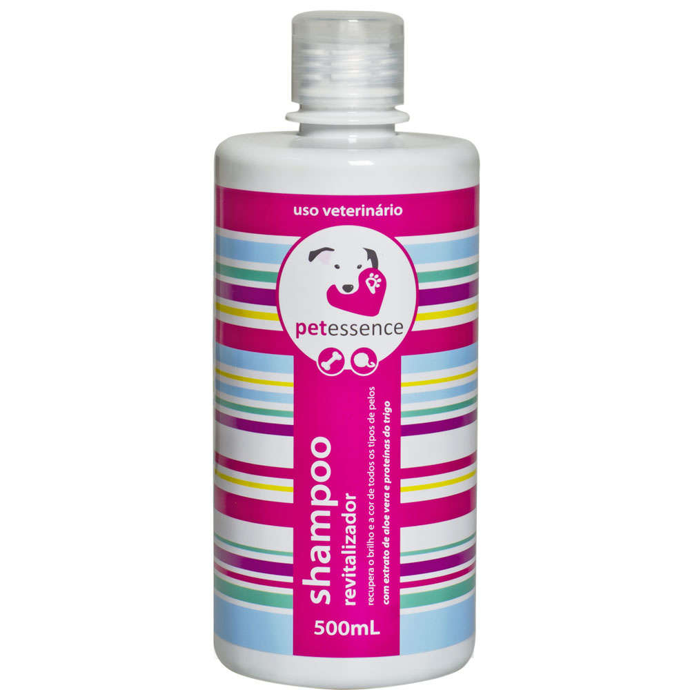 Shampoo Pet Essence Revitalizador