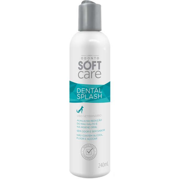 Solução Oral Soft Care Dental Splash