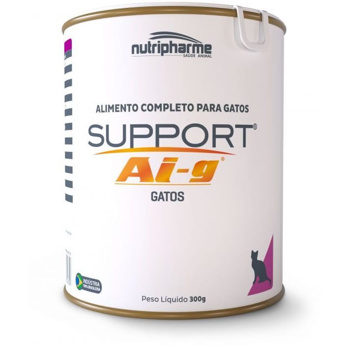 Support Ai-g Gatos Suplemento Vitamínico