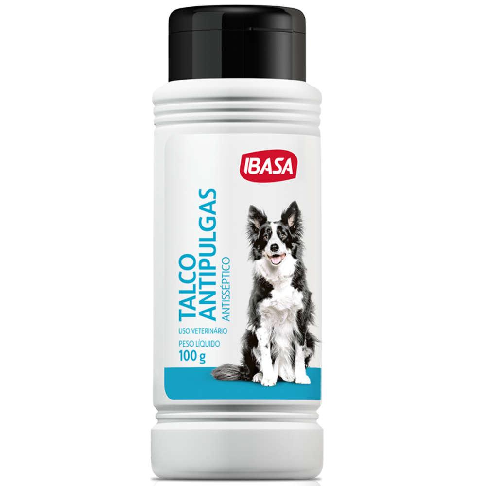 Talco Antipuglas Antisséptico Ibasa - 100g
