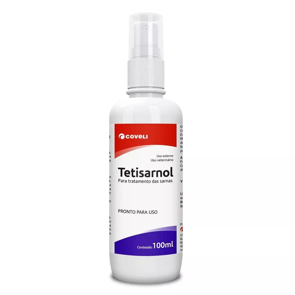Tetisaronal Spray