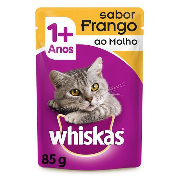 Whiskas Sachê Frango