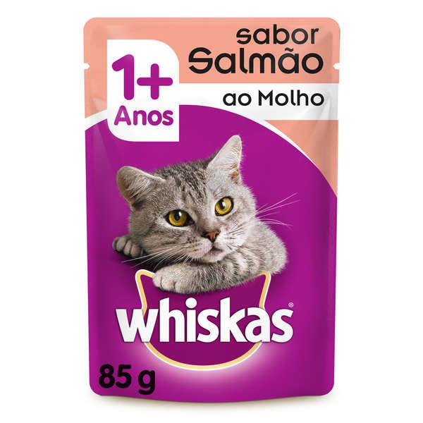 Whiskas Sachê  Salmão