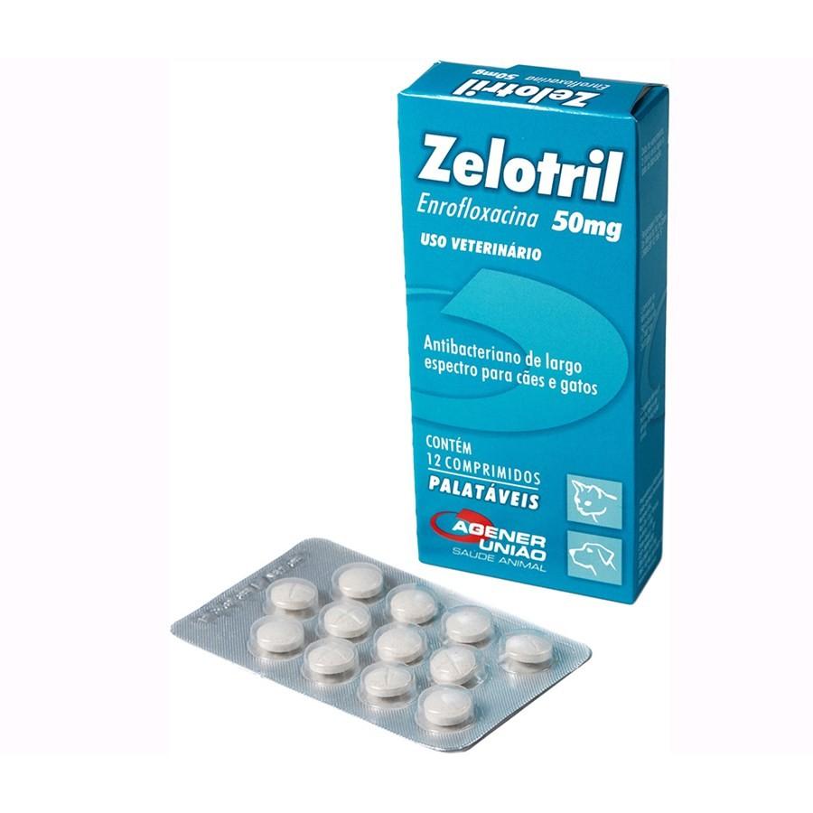 Zelotril (12 comprimidos)