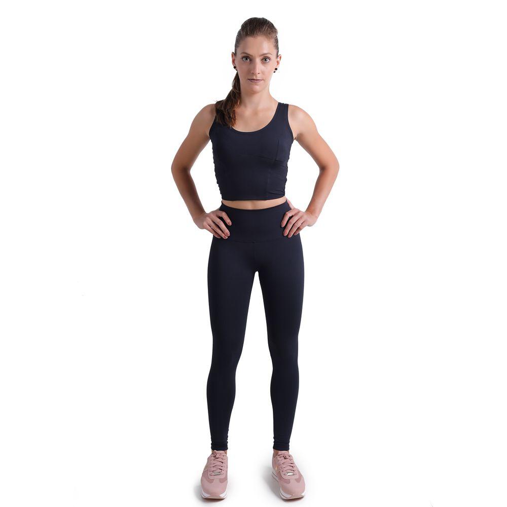 Calça legging anticelulite modeladora fusô com minerais bioativos e infravermelho longo| belebio
