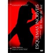 DVD - ILUMINAÇÃO DE ESTÚDIO/ESQUEMAS INCRÍVEIS COM 01 FONTE DE LUZ