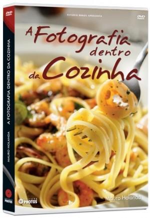 DVD - A FOTOGRAFIA DENTRO DA COZINHA