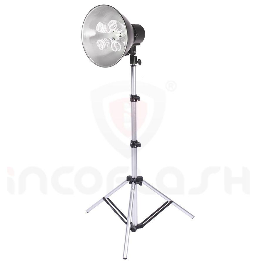 KIT ILUMINADOR COLD LIGHT-LUZ FRIA 4X23W 220V