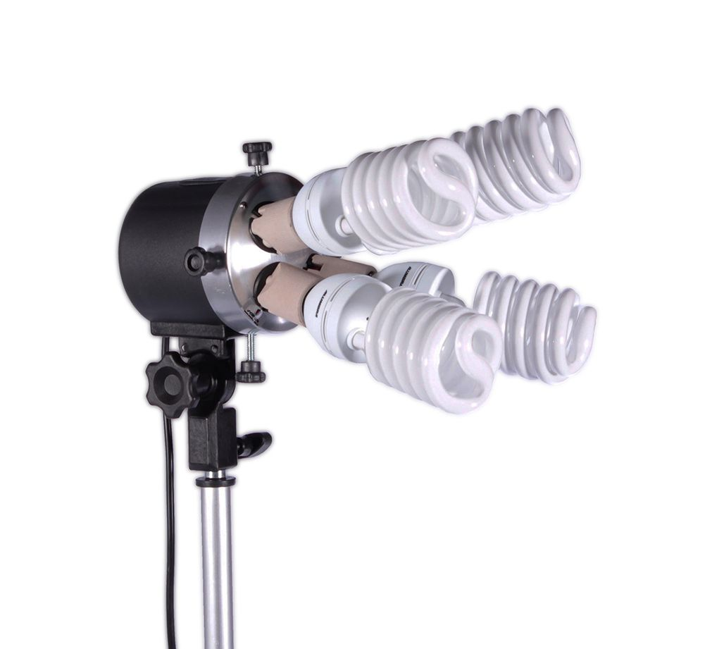 KIT ILUMINADOR COLD LIGHT-LUZ FRIA 4X45W 220V