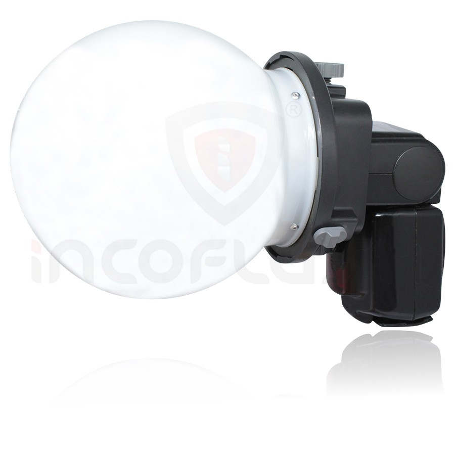 MINI GLOBO DIFUSOR PARA FLASH DEDICADO SGA-DB150