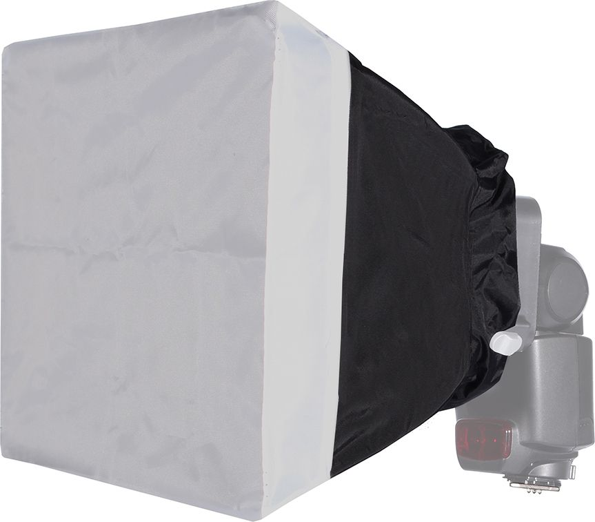 MINI SOFTBOX PARA FLASH DEDICADO 20X30CM SGA-SB2030S